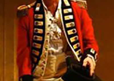 """Captain Jack Absolute- """"The Rivals"""""""
